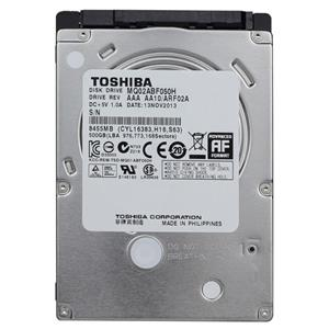 TOSHIBA MQ02ABF050H SSHD NoteBook Hard Drive 500GB